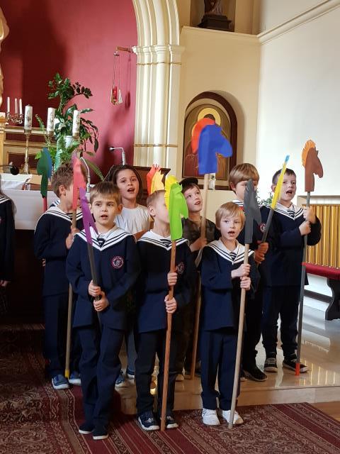 Szkolne Koo Caritas - Parafia Rzymsko-katolicka pod